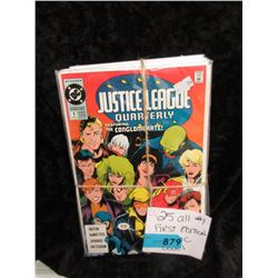 25 Bagged and Carded All #1 First Edition Comics