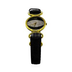 Piaget 18KT Yellow Gold Diamond Ladies Watch