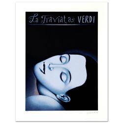 La Traviata I by Olbinski, Rafal
