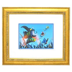 DISNEY (After) ''Bugs's Life'' Lithograph Framed 21x19 Ltd. Edt Dimensions Are Approximate