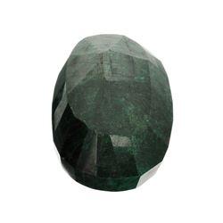 APP: 11.2k 2,803.00CT Oval Cut Green Beryl Emerald Gemstone