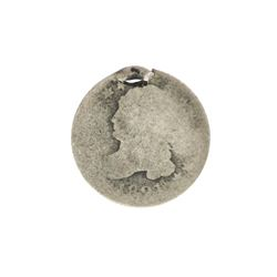 1821 Capped Bust Dime Coin