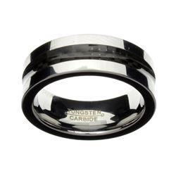 Rare Tungsten Size 7.5 Ring