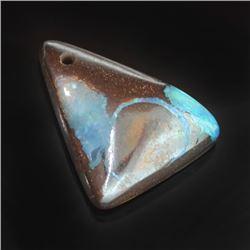 APP: 0.6k 1.31Gm Natural Freeform Boulder Opal Gemstone