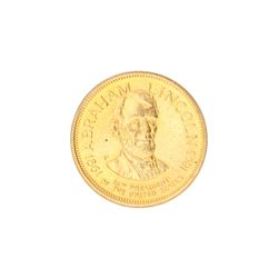 President Abraham Lincoln US Mint Commemorative Coin