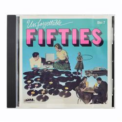 Unforgettable Fifties Disc 2 CDs