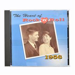 The Heart Of Rock 'N' Roll, 1956 CDS.