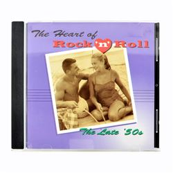 The Heart Of Rock 'N' Roll, The Late '50s CDs