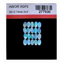 2.74CT Opal Gemstone