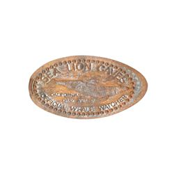 Sea Lion Caves - California Elongated Pressed Penny