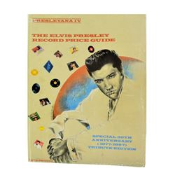 Presleyana IV: The Elvis Presley Album Price Guide (Paperback)