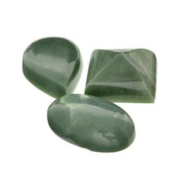 APP: 1.9k 231.87CT Various Shapes And sizes Nephrite Jade Parcel