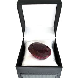 APP: 14.3k 551.70CT Oval Cut Ruby Gemstone