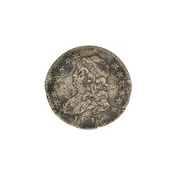 1815 Capped Bust Quarter Dollar Coin