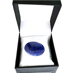 237.80CT Oval Cabochon Cut Tanzanite Gemstone