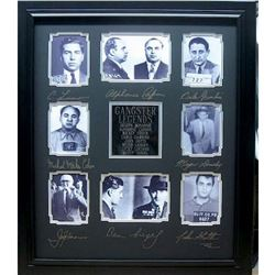 Gangster Legends Engraved