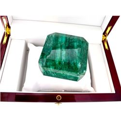 APP: 9.6k 1,925.50CT Emerald Cut Green Beryl Emerald Gemstone