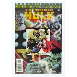Incredible Hulk (2000-2001 2nd series) Annual #2001