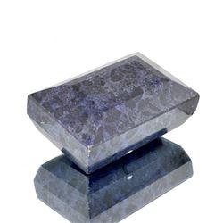 APP: 9.2k 3,065.50CT Rectangle Cut Blue Sapphire Gemstone