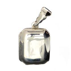 Fine Jewelry Designer Sebastian, Exquisite Sterling Silver Pendant