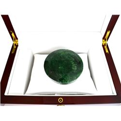APP: 8k 885.50CT Round Cut Green Beryl Emerald Gemstone