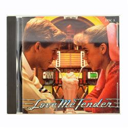 Love Me Tender CDs