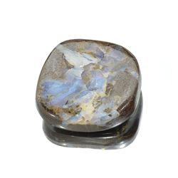 APP: 3.3k 131.16CT Free Form Cabochon Brown Boulder Opal Gemstone