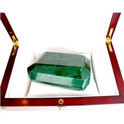 APP: 14.7k 2451.40CT Emerald Cut Green Beryl Emerald Gemstone