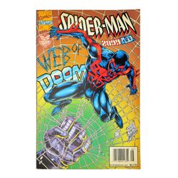 Spider-Man 2099 (1992 1st Series) Issue #34