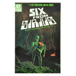 Six from Sirius (1984 1st Series) Issue 4