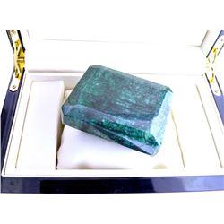 APP: 8.7k 1742.95CT Emerald Cut Green Beryl Emerald Gemstone
