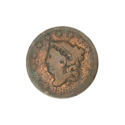 1816 Large Cent Coin
