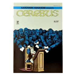 Cerebus (1977) Issue 37