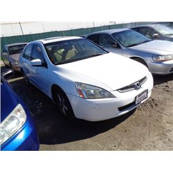 HONDA ACCORD 2004 T-DONATION