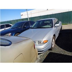 OLDSMOBILE ALERO 2000 T-DONATION