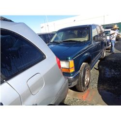 FORD EXPLORER 1994 T-DONATION