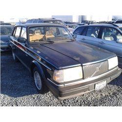 VOLVO 240 1993 T-DONATION