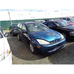 FORD FOCUS 2002 O/S T-DONATION