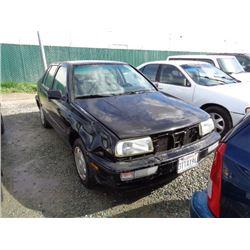 VW JETTA 1997 T-DONATION
