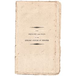 1796 Thomas Paine: The Decline and Fall of the English System of Finance.