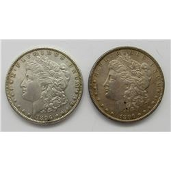 2-1896 UNC MORGAN DOLLARS