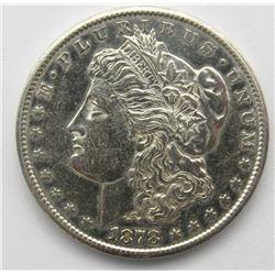 1878-CC MORGAN DOLLAR XF/AU