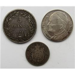 1831 W FRANCE 5 FRANCS, LOUISE PHILIPPE VF;