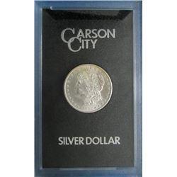 1882 GSA CARSON CITY MORGAN SILVER DOLLAR