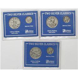 Silver Classic Lot