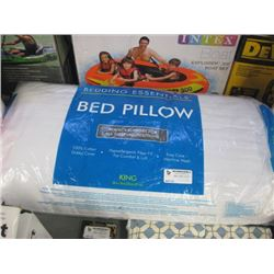BED ESSENTIAL KING PILLOW