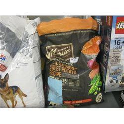 MERRICK FRAIN FREE SALMON PET FOOD 25LB BAG