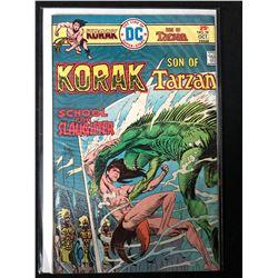 KORAK SON OF TARZAN #59 (DC COMICS)