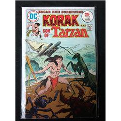 KORAK SON OF TARZAN #58 (DC COMICS)