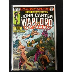 JOHN CARTER WARLORD OF MARS #27 (MARVEL COMICS)